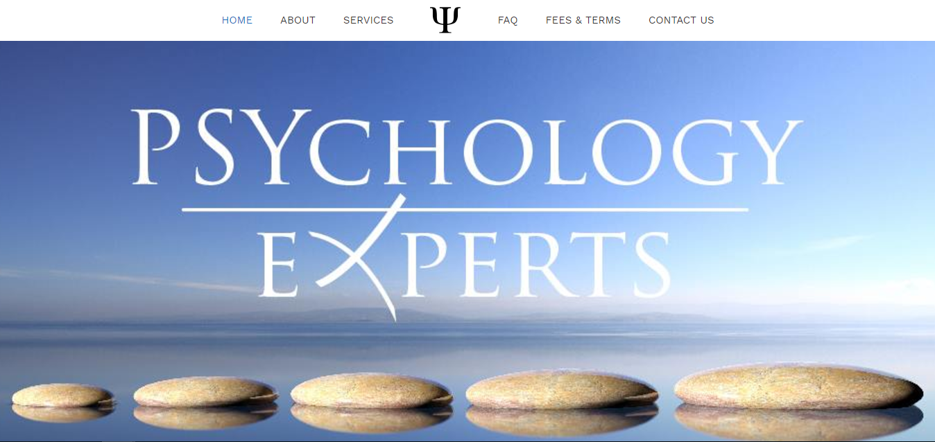 Psychologist Singapore Website Design